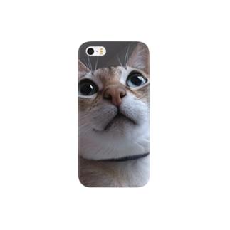 しばねこ Smartphone cases