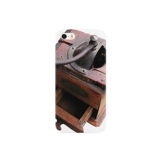 コーヒーミル Smartphone cases