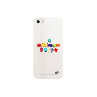 a minimum party logo Smartphone cases