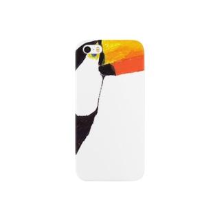 オニオオハシ Smartphone cases