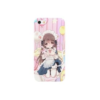 ねこみみメイドさん Smartphone cases