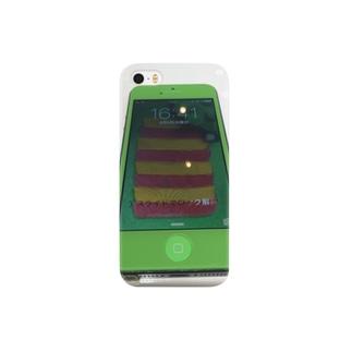 ほにゃっちゃピン Smartphone cases