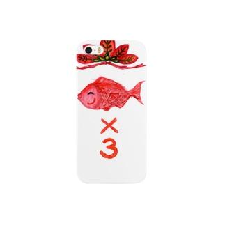 なんすりーのなんすりーグッズ Smartphone cases