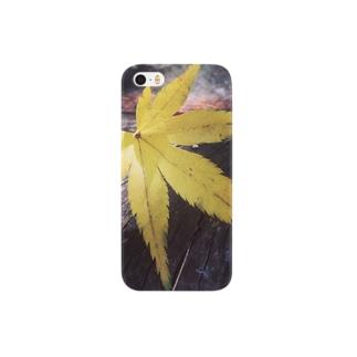 モミジ Smartphone cases