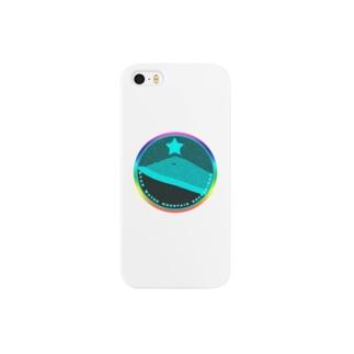 STARWATERMOUNTAIN RECORDINGSロゴ Smartphone cases