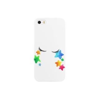 【uka】涙星、今宵 宙に還して Smartphone cases