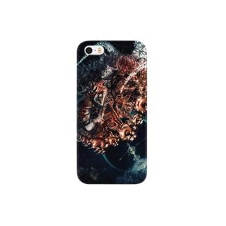 クリーチャー Smartphone cases