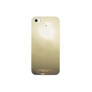 海上にて。 Smartphone cases