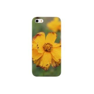 花咲く Smartphone cases