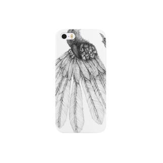 black bird Smartphone cases