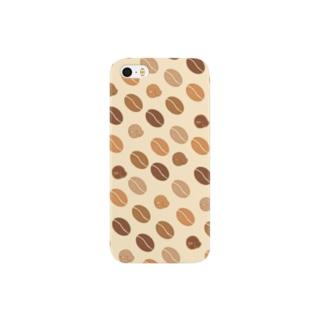 ぴよっこコーヒー Smartphone cases