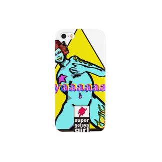 ゲイシャガール!!!! Smartphone cases