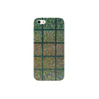 tile green Smartphone cases