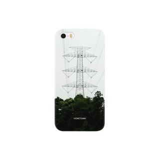06/12 鉄塔正面 HOMETOWN  Smartphone cases