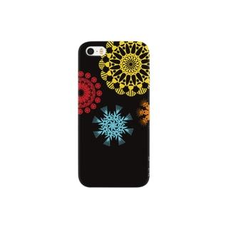 ひしがたり08 Smartphone cases