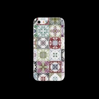 五目紙物店「寅屋」のkado the 108 02 Smartphone cases