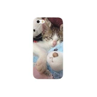 ganmo子猫 Smartphone cases