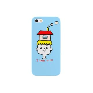 IchieのI love it!!! Smartphone cases