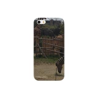 草食動物 Smartphone cases