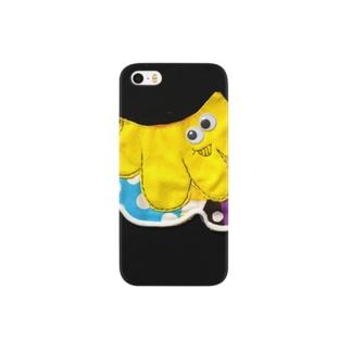 もじゃり Smartphone cases