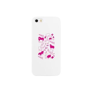 エレモコモコ Smartphone cases