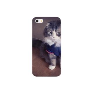 にゃぽん代表/5番 Smartphone cases