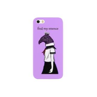 Animal girl (バク) Smartphone cases