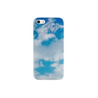 そら。 Smartphone cases