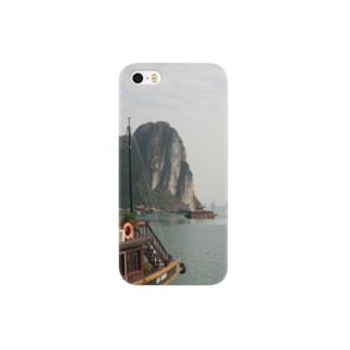 ベトナム ハロン湾 Smartphone cases