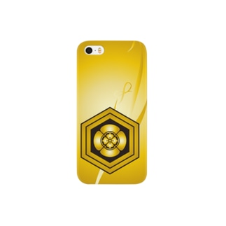 Symbol #01 Gold スマートフォンケース