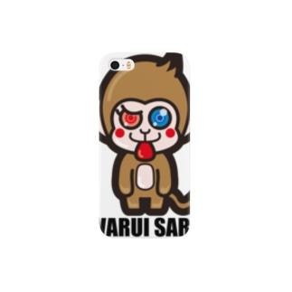 WARUI SARU Smartphone cases