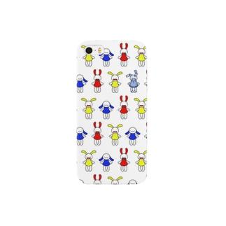 だぁれ? Smartphone cases