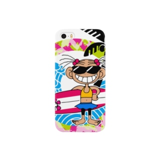 SurfGirl Smartphone cases