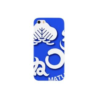 まつろわぬ Smartphone cases