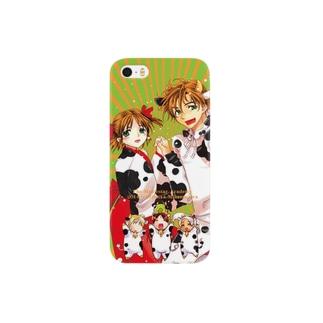 マジスタ牛祭り Smartphone cases