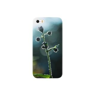 翠緑のオブジェ Smartphone cases