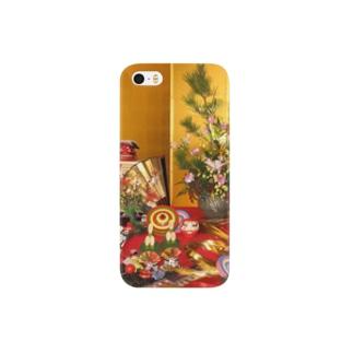 日本 謹賀新年 Smartphone cases