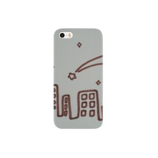 星ふる夜 Smartphone cases