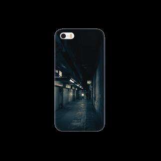 ak296の裏路地 Smartphone cases