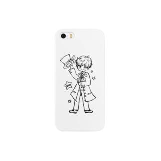 紳士なSKYMAN Smartphone cases