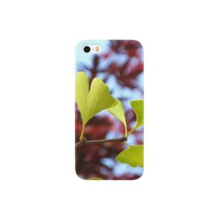 銀杏 Smartphone cases