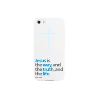 Jeus Is Smartphone cases