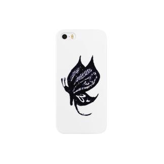 monokuro Butterfly Smartphone cases