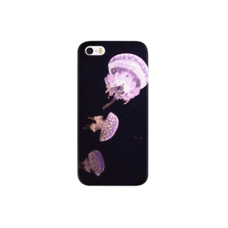 【Noir SHOP】のjelly fish* Smartphone cases