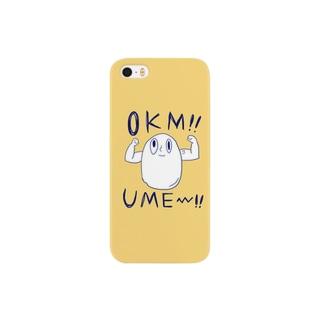 OKM! スマートフォンケース