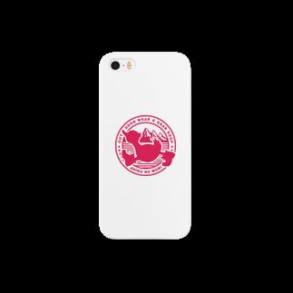 あひるの森のあひるちゃんケース Smartphone cases