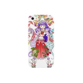 2013巫女 Smartphone cases