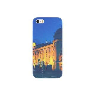 オーストリア夜の王宮 Smartphone cases