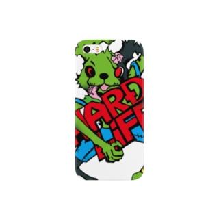 HARD_LIFEな兎 Smartphone cases