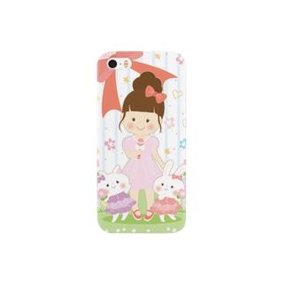 yuki's iPhone スマートフォンケース